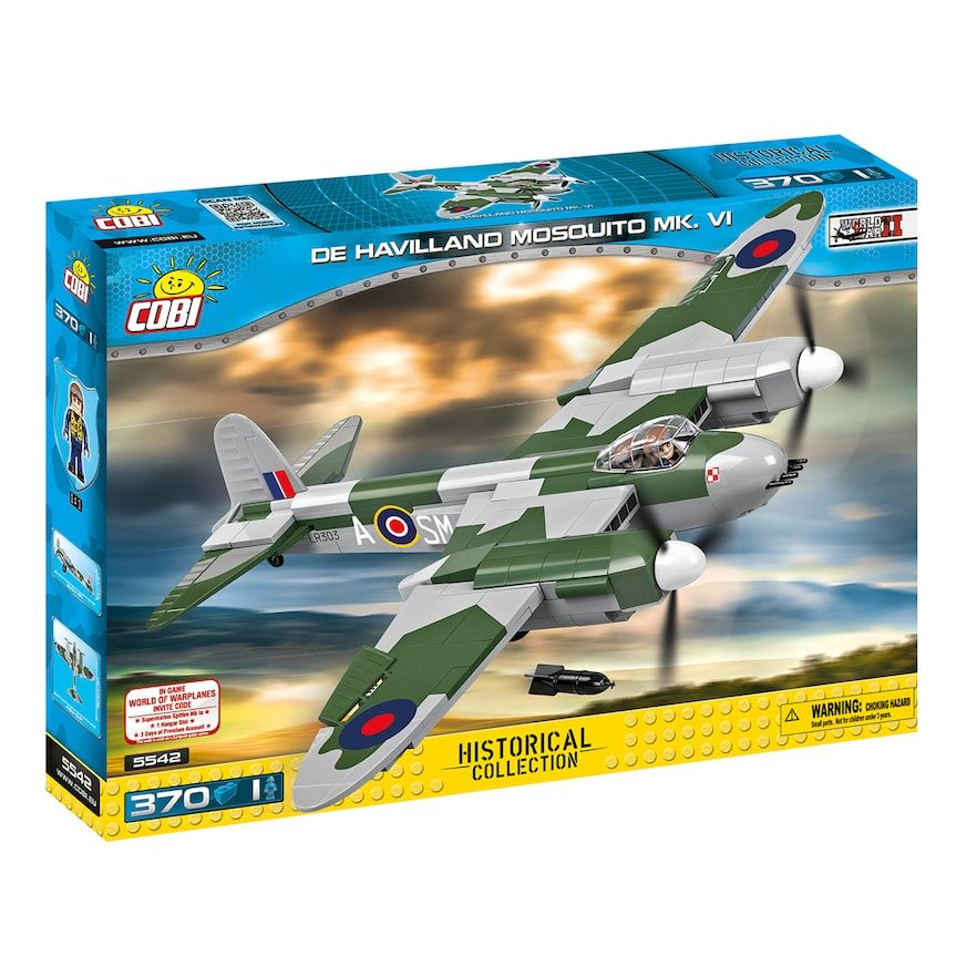 World War 2 WW2 WWII Aircraft Building Blocks Toys Airplane Planes Bricks Set