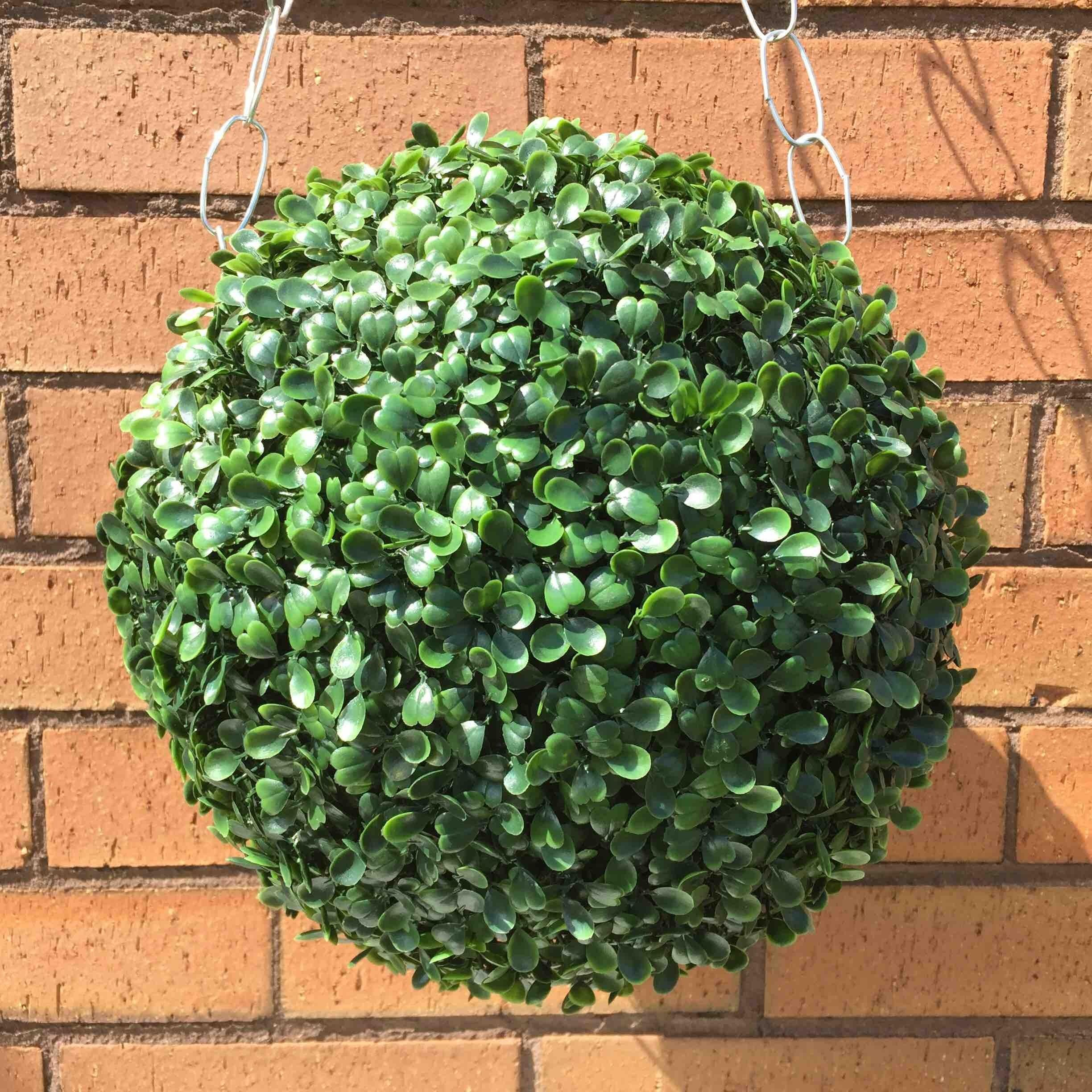 Wedding Home Outdoor Ornamental Artificial Plant Topiary Boxwood Ball Artificial Topiary Artificial Plants Topiary