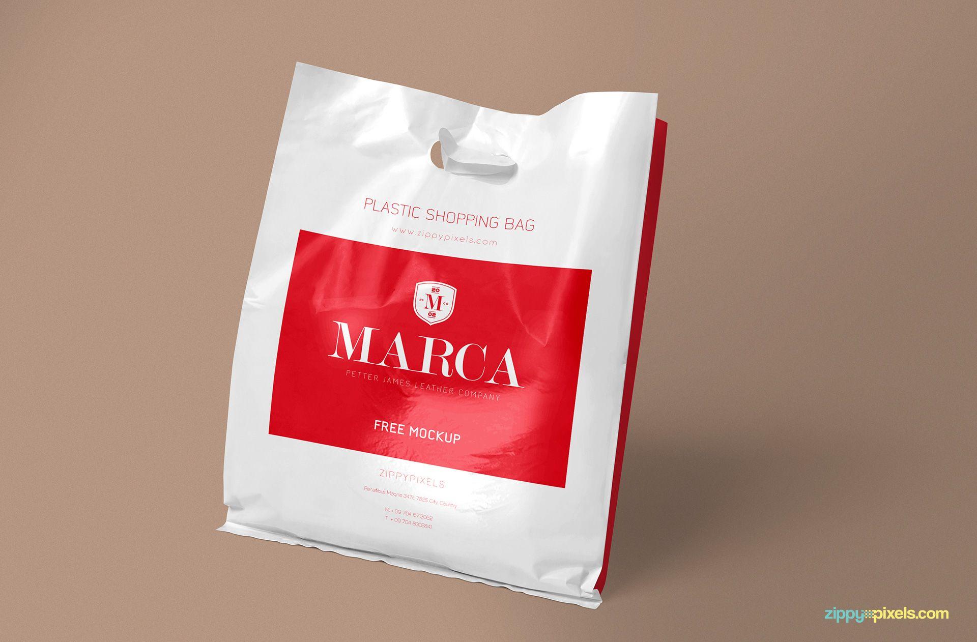Download Free Plastic Bag Mockup Zippypixels Bag Mockup Plastic Bag Packaging Plastic Bag