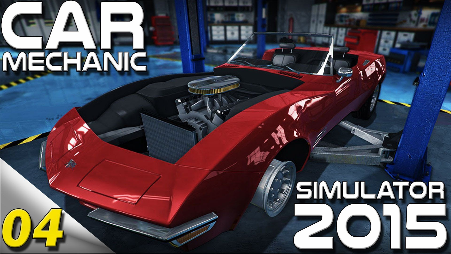 Let's Play - Car Mechanic Simulator 2015 - Ep 4