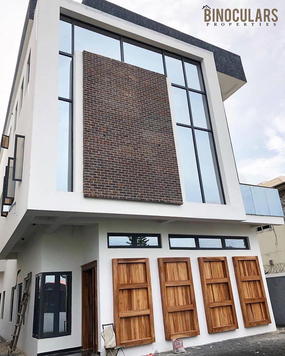 EW LISTING‼️ Lekki Phase 1 Lagos 5 bedroom detached duplex