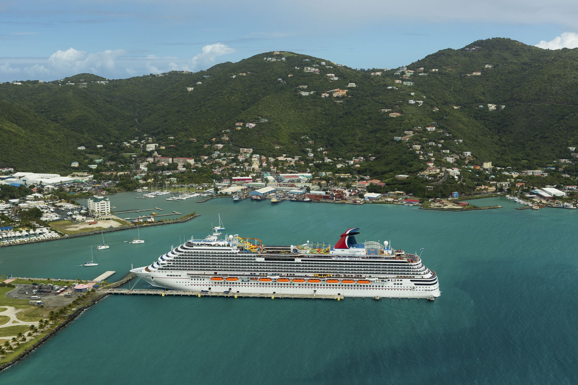 Carnival Cruise Ship Resumes Service After Huge