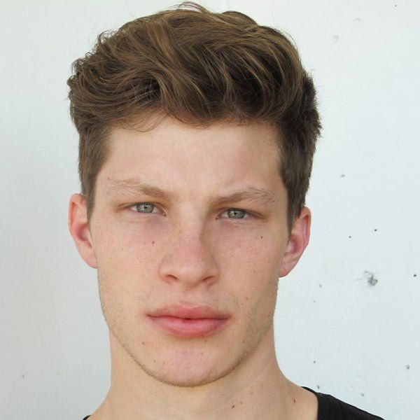 Men S Hairstyles With Short Sides Long Hair On Top With Images Wavy Hair Men Mens Hairstyles Short Easy Mens Hairstyles