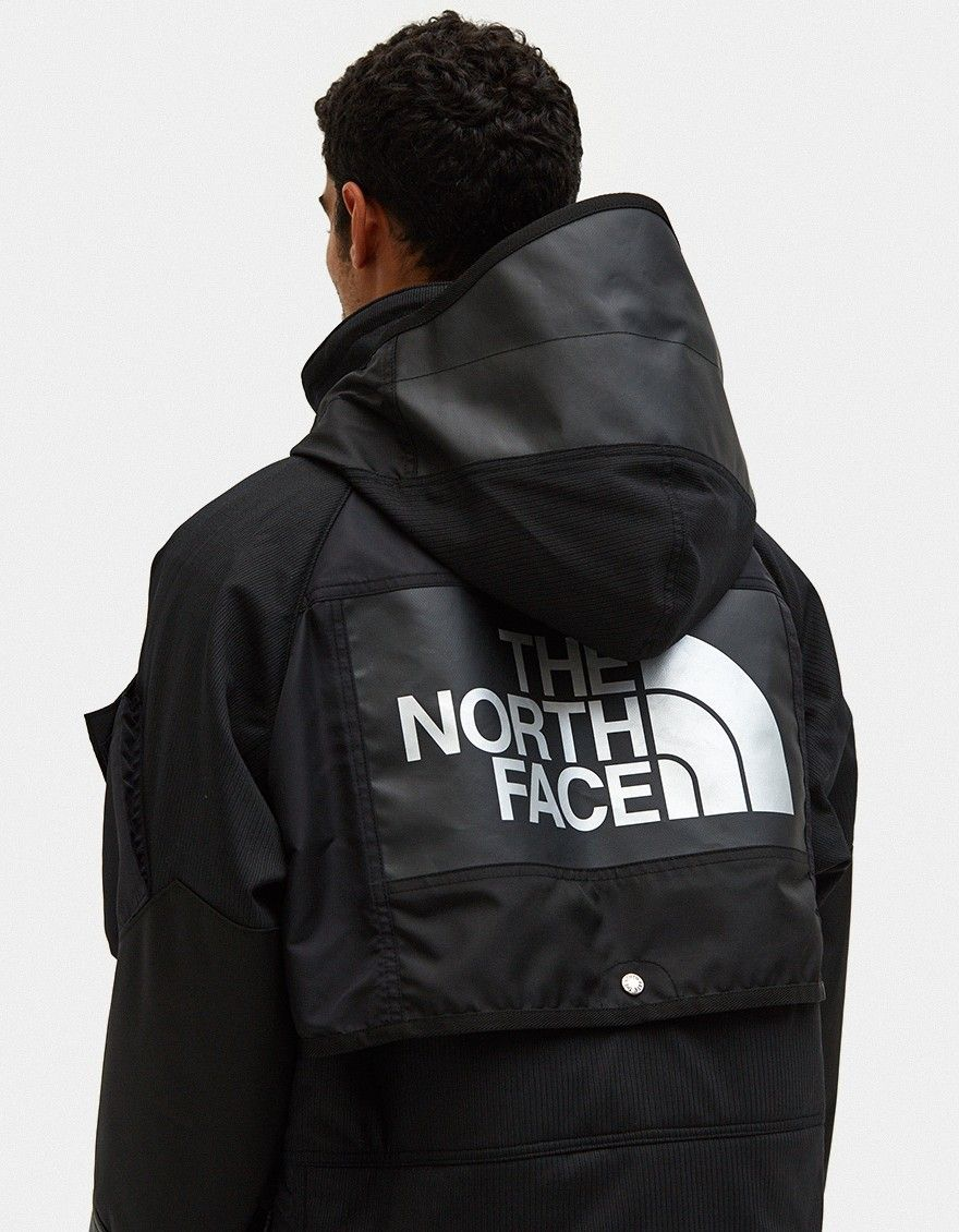 "unstablefragments2  ""Junya Watanabe MAN The North Face Duffle Bag Wool  Jacket "" 7c92d2a22"