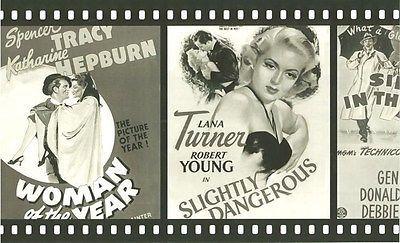 Vintage Movie Posters In Black White Wallpaper Border Th23250b Movie Posters Vintage Black And White Wallpaper Vintage Movies
