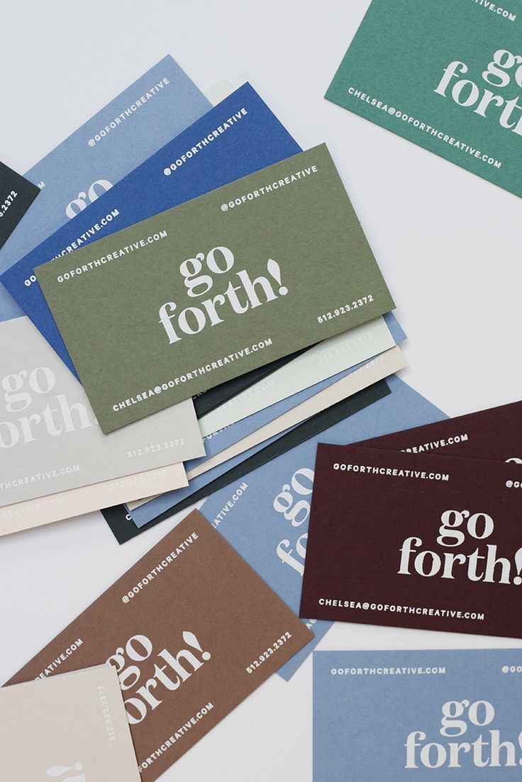 Various Projects – Go Forth
