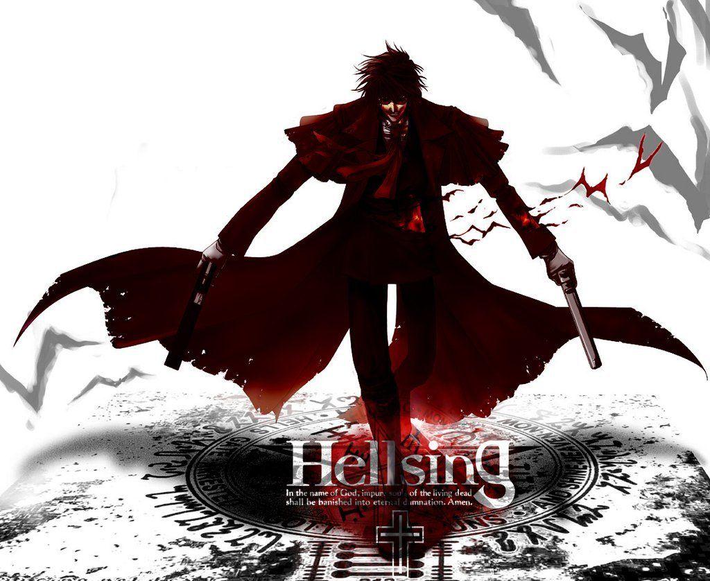 Image result for Hellsing