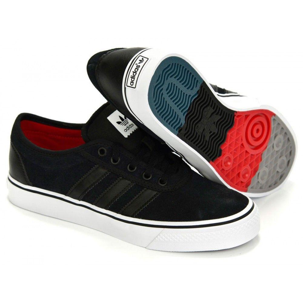 16P tenis adidas Adi Ease Core negro / CORE negro / Scarlet ESS