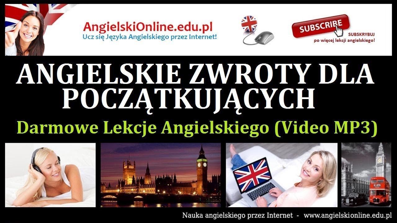 ANGIELSKI SŁÓWKA i ZWROTY DLA POCZĄTKUJĄCYCH - Zamawianie jedzenia, napoje (Darmowe Lekcje MP3). #angielskiezwroty #angielski #lekcjeangielskiego #angielskizadarmo #angielskieslowka #edukacja #angielskimp3 #