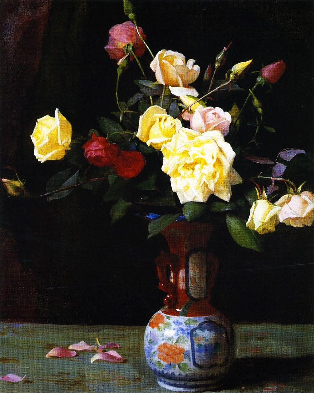 Roses George Cochran Lambdin