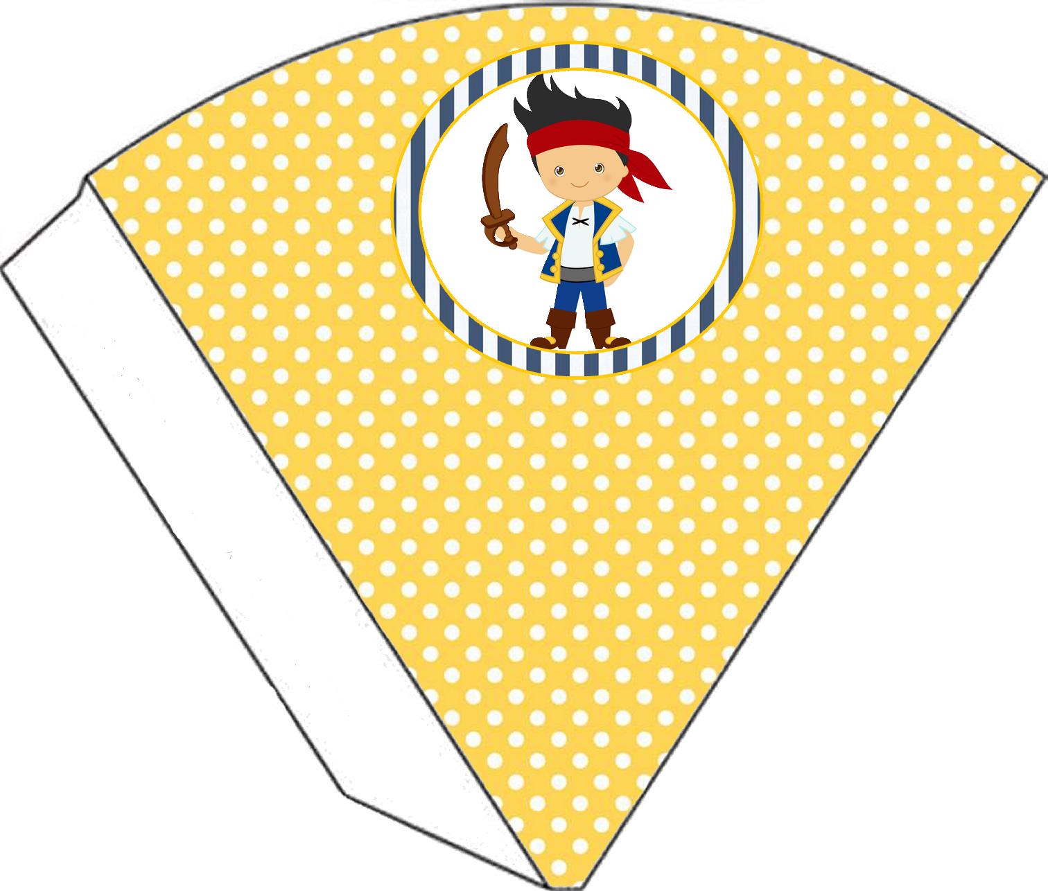 Jake y los Piratas: Imprimibles para Fiesta e Invitaciones para ...