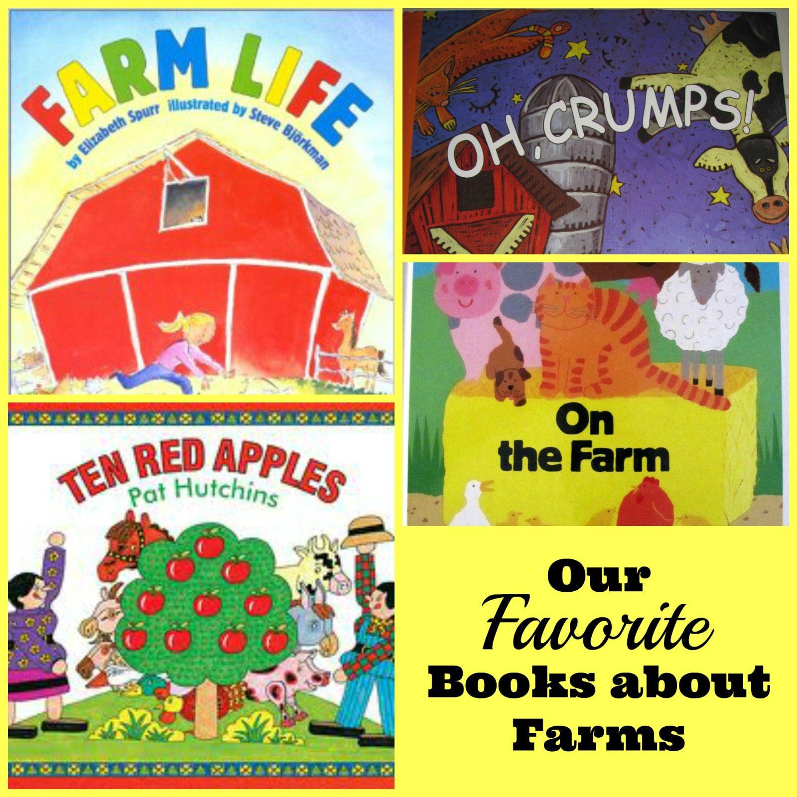 Our Favorite Farm Books