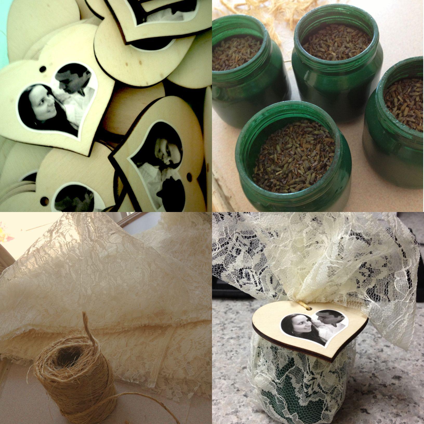 Diy Food For Wedding: DIY Wedding/party Favors: Made With Baby Food Jars, Spray