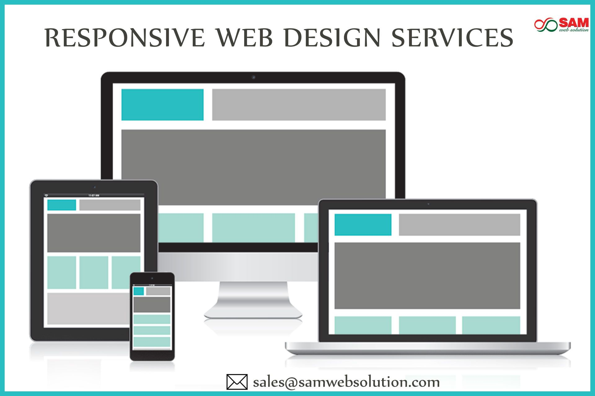 Responsive Web Designing Services And Web Development Web Design Services Web Design Responsive Web