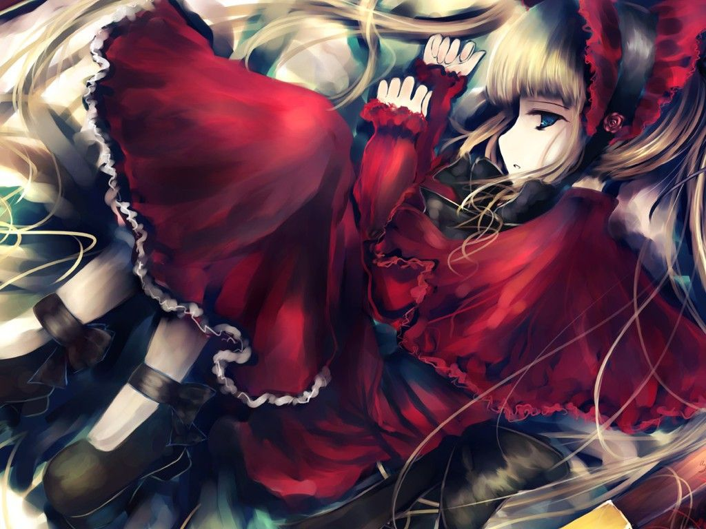 Rozen Maiden Wallpaper Gothic Rozen Maiden Wallpaper