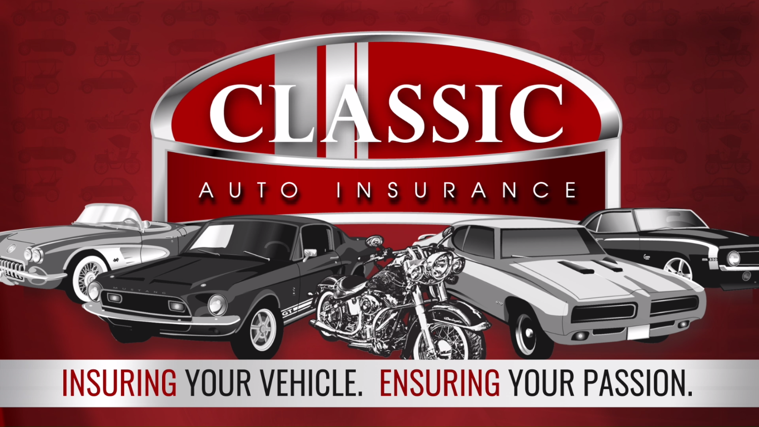 Classic Auto has affordable rates, agreed value coverage, and ...