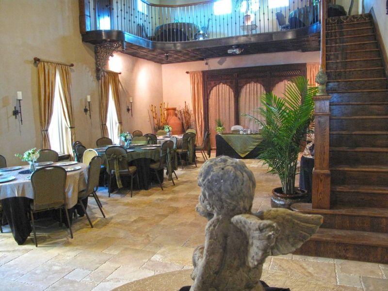 Luxury Tuscan Hall Austin Tx