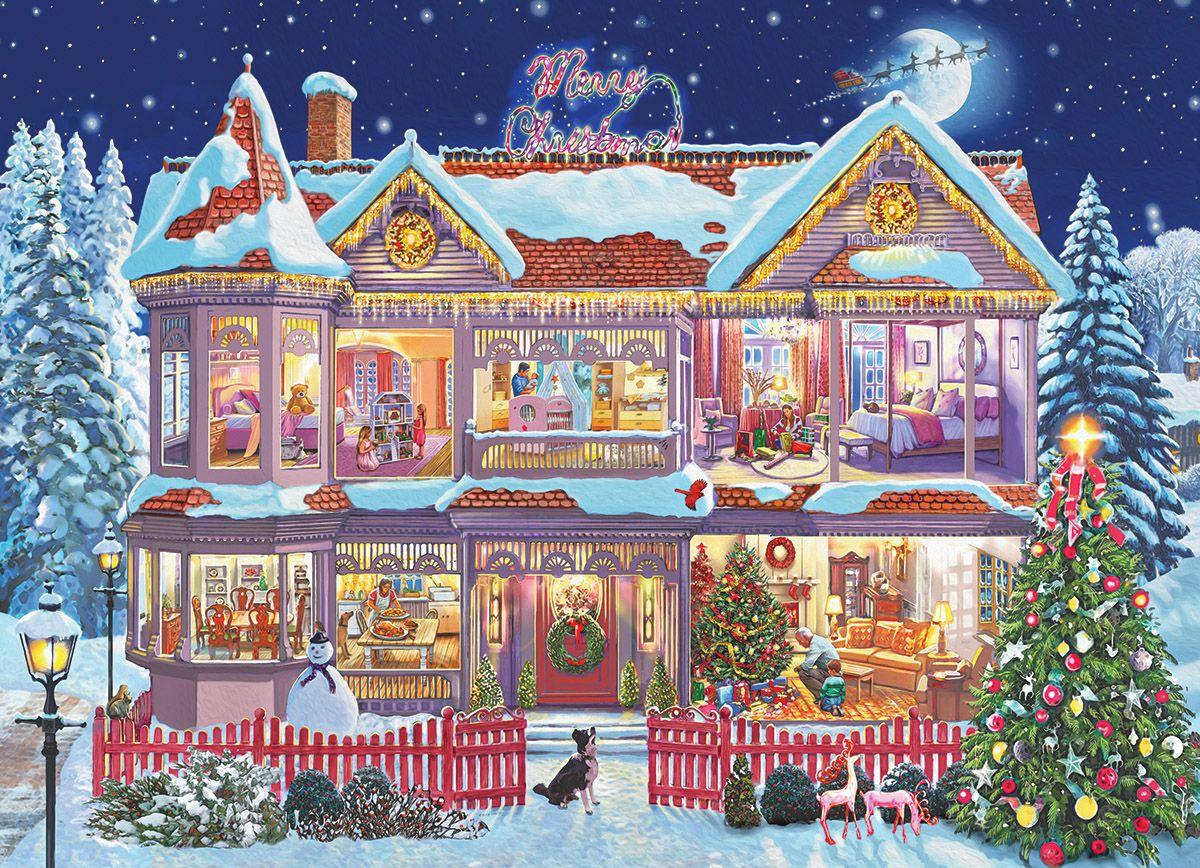 49 Unread Alawson2 Att Net Att Net Mail Christmas Jigsaws Christmas Art Christmas Jigsaw Puzzles