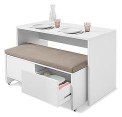 tisch und bank set kleine schlafzimmer pinterest. Black Bedroom Furniture Sets. Home Design Ideas