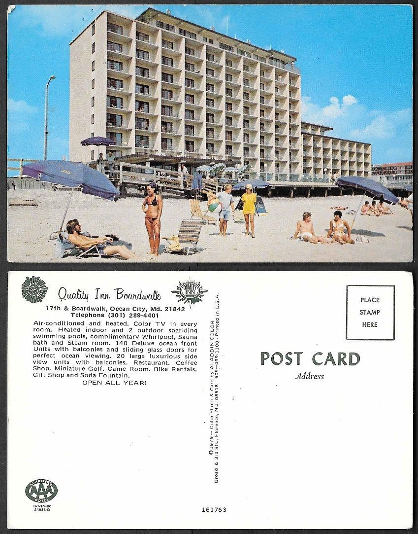 Vintage Delmarva Part Ii Ocean City Beach Town Ocean