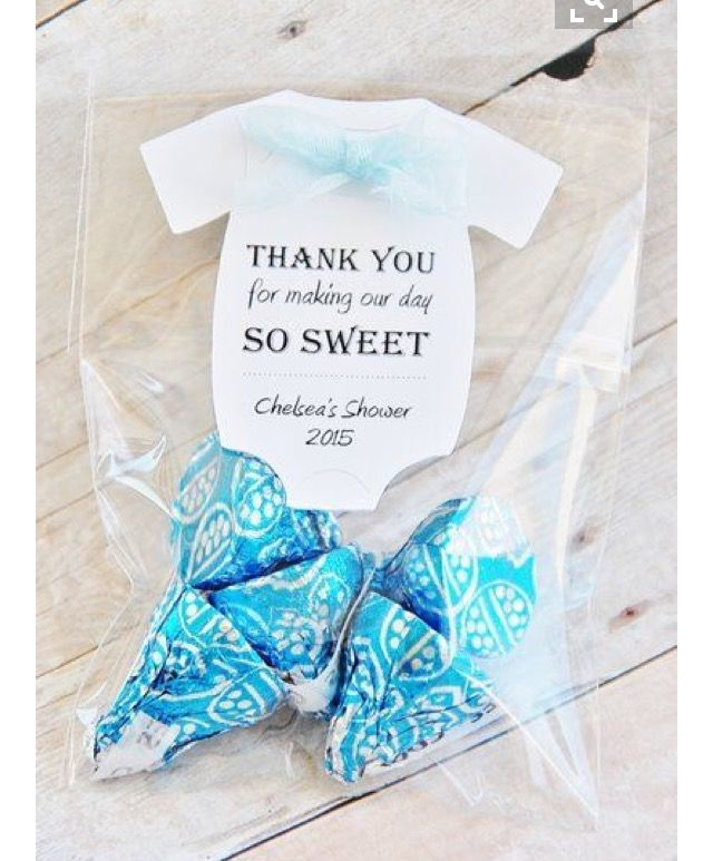 Baby Shower Thank You Gifts