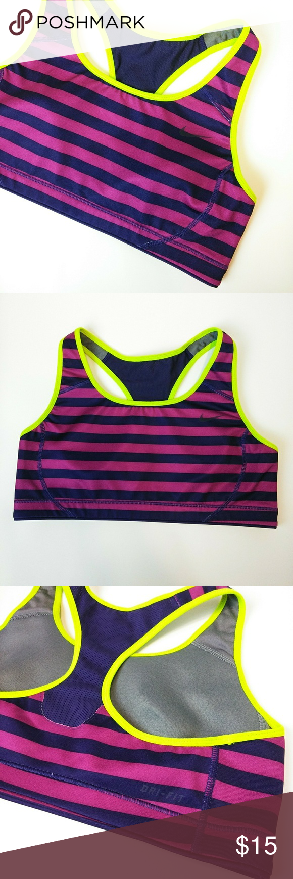 ae0d835796f73 Nike Dri Fit Victory Shape High support Sports Bra Nike Drive fit victory  shape Sports Bra