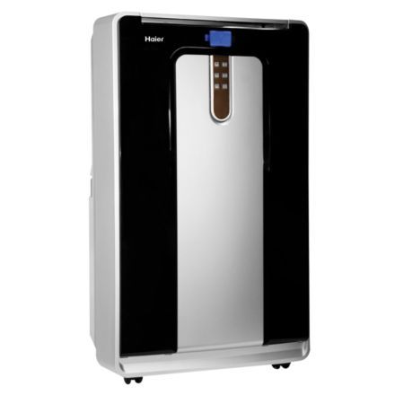 Haier 12 000 Btu Cooling 11 000 Btu Heating Portable Air Conditioner Portable Air Conditioner Air Conditioner Portable Air Conditioners