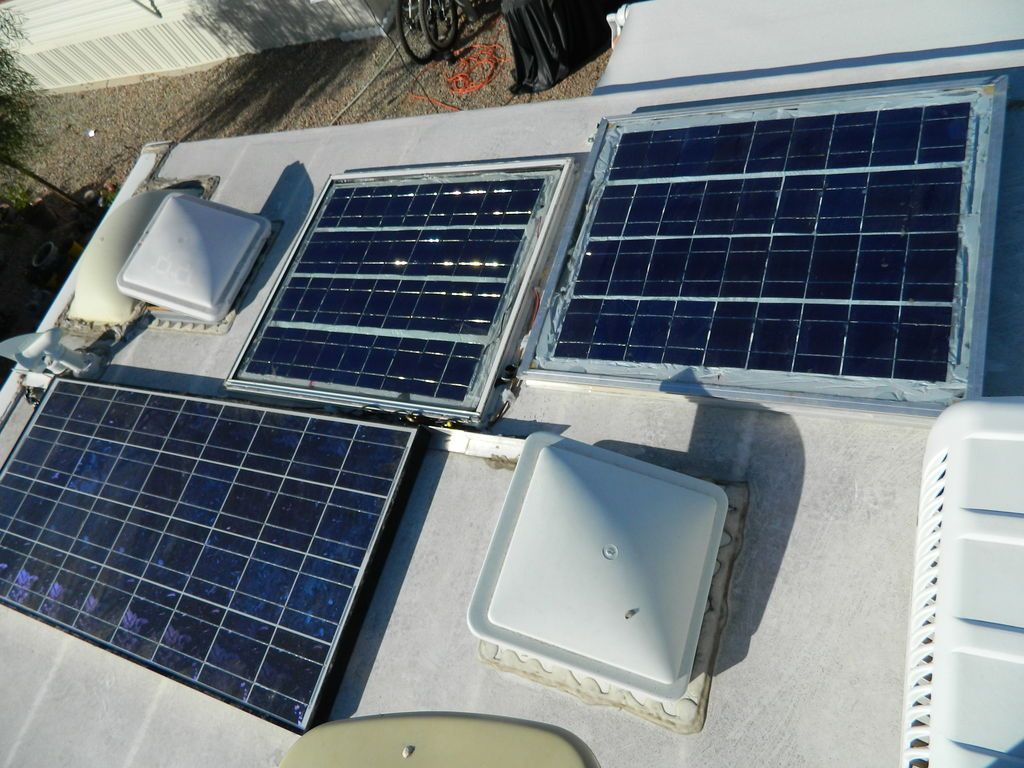 Diy Solar Panels For Rv Or Off Grid Disaster Solar