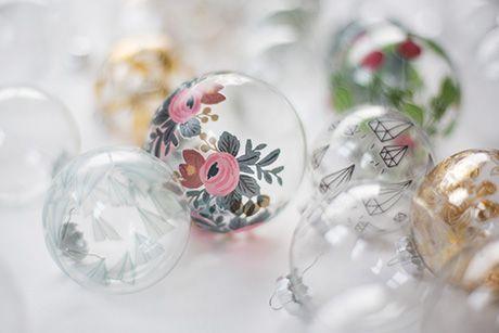クリスマスの装飾品