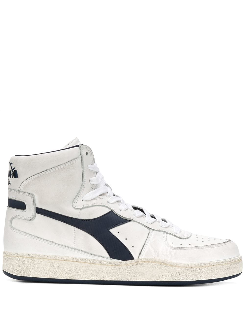 6610c49b Diadora Mi Basket hi-top sneakers - White in 2019 | Products ...