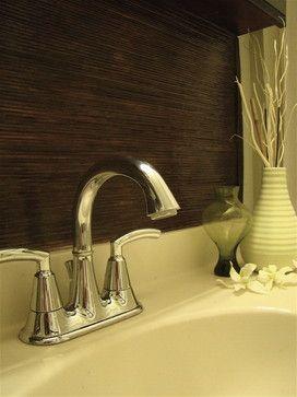 Houzz - Home Design, Decorating and Remodeling Ideas and Inspiration, Kitchen and Bathroom Design *interesting back splash