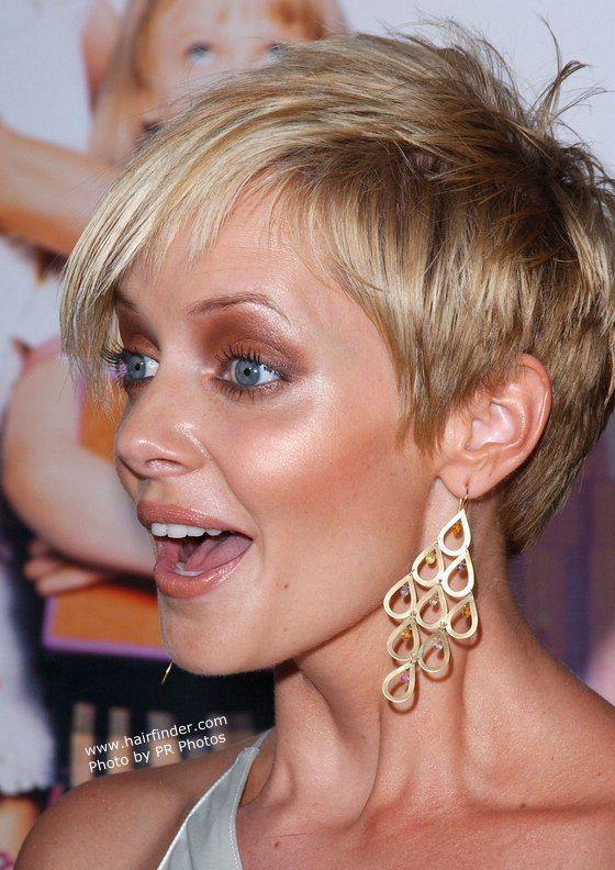 Httphairfindercelebmmarley Shelton Side Short Hairstyle