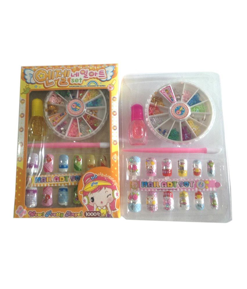 80% Off on Imported Nail Art Kit and More Exclusive Offers - OXNDL ...