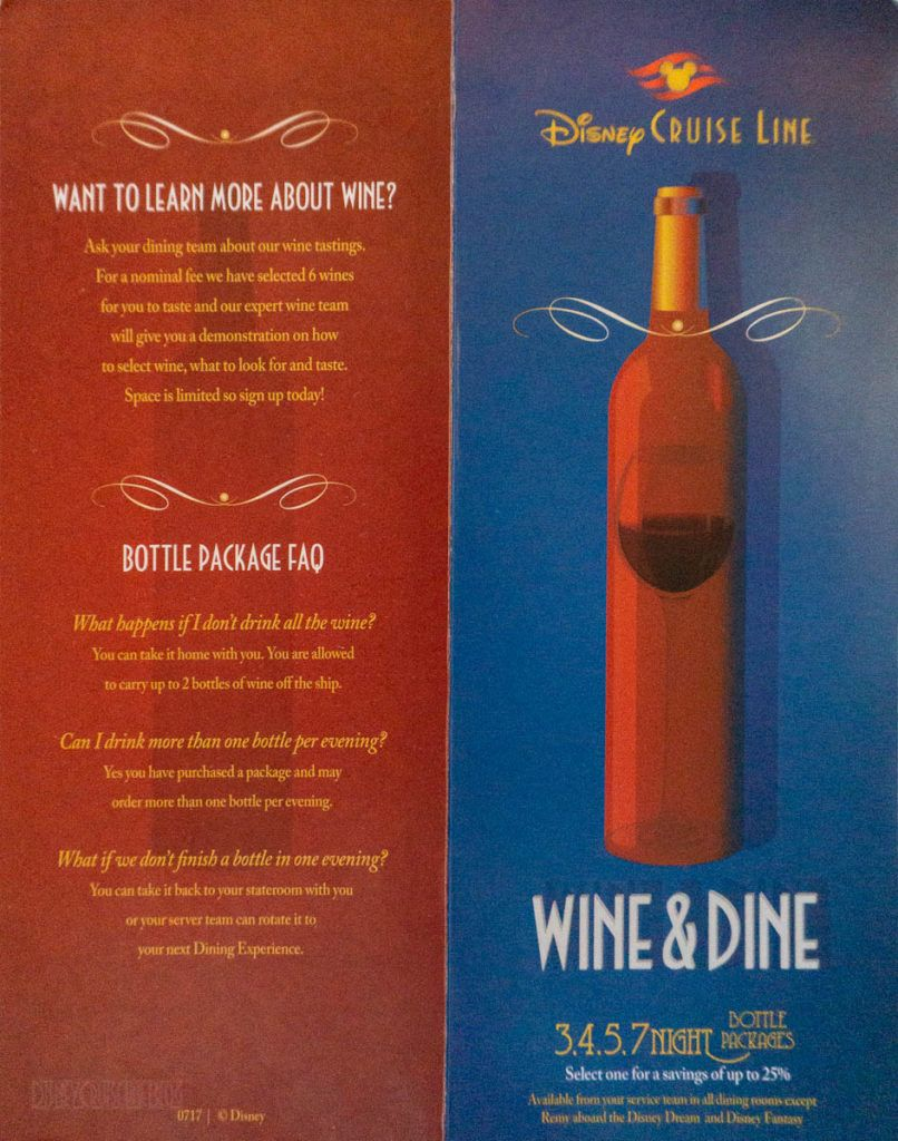 March 2019 Disney Cruise Line Menu Update In 2020 Disney Cruise Line Disney Cruise Cruise
