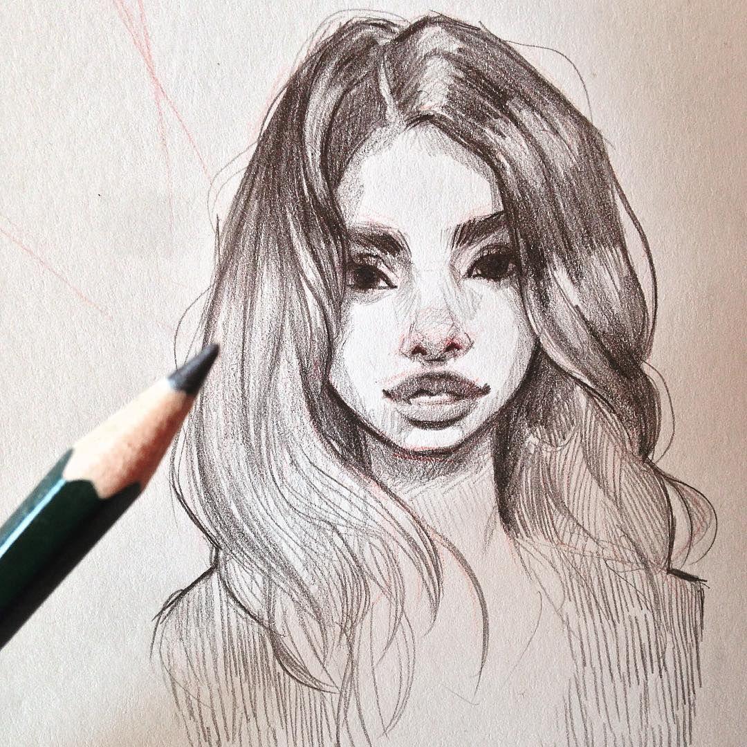 Pencil sketch ✏