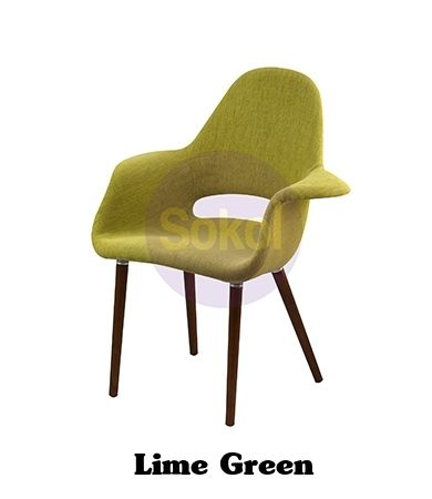 Replica Eames Organic Chair | Sokol Designer Furniture