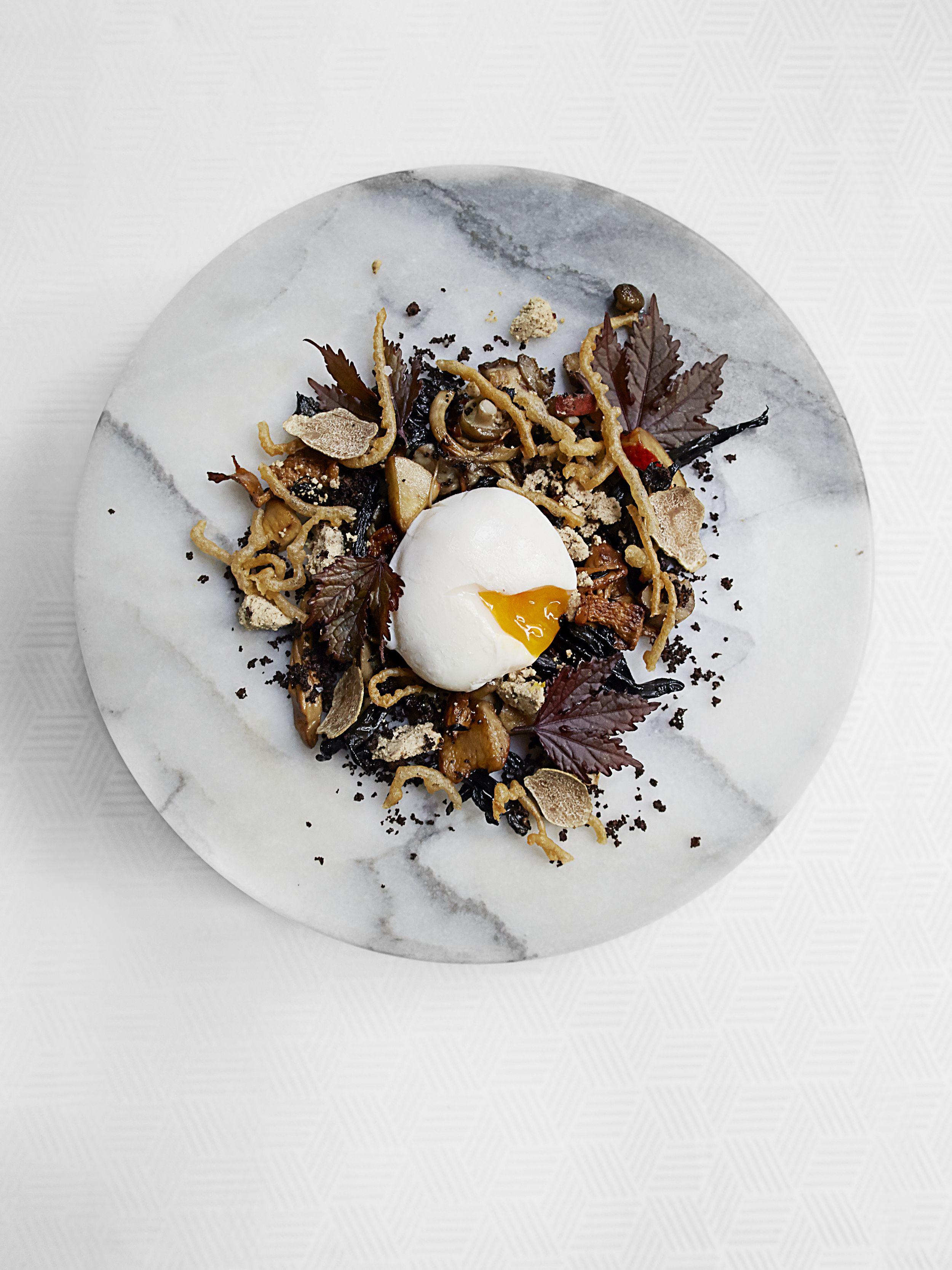 Aquavit Restaurant Michelin Food Photographing Food Michelin Star Food