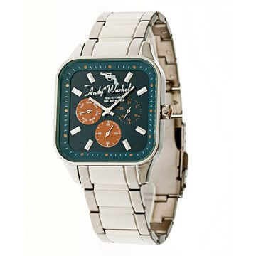 Andy Warhol by Seiko-The Fifteens Blue Orange  Just got a perfect birthday present for a special step-son.
