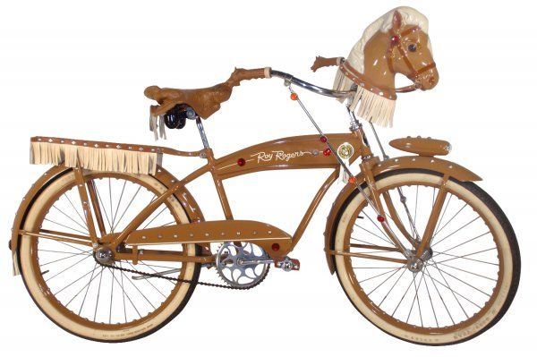 1952 Roy Rogers Rollfast Bicycle Bicycle Touring Bike Roy Rogers