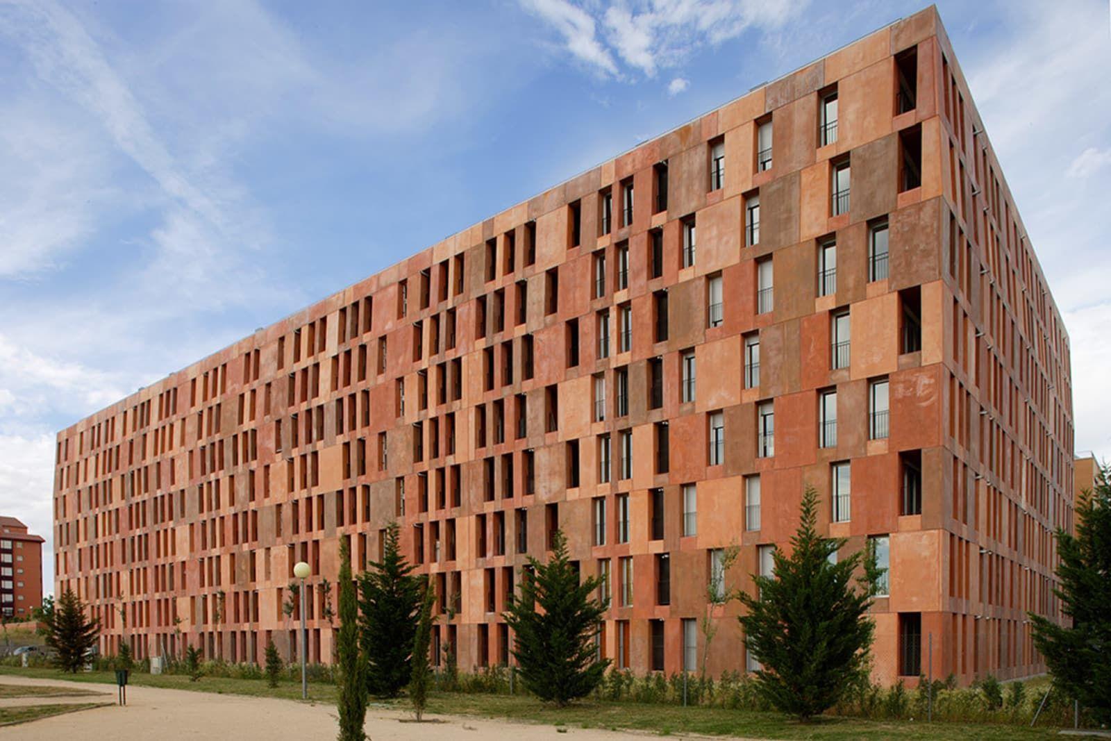 David Chipperfield Architects Miguel De Guzman Housing Villaverde Madrid David Chipperfield Architects Architecture Architect