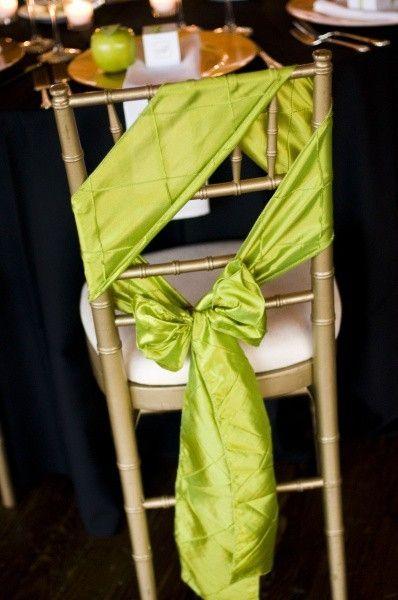 chair bow by MissTuna