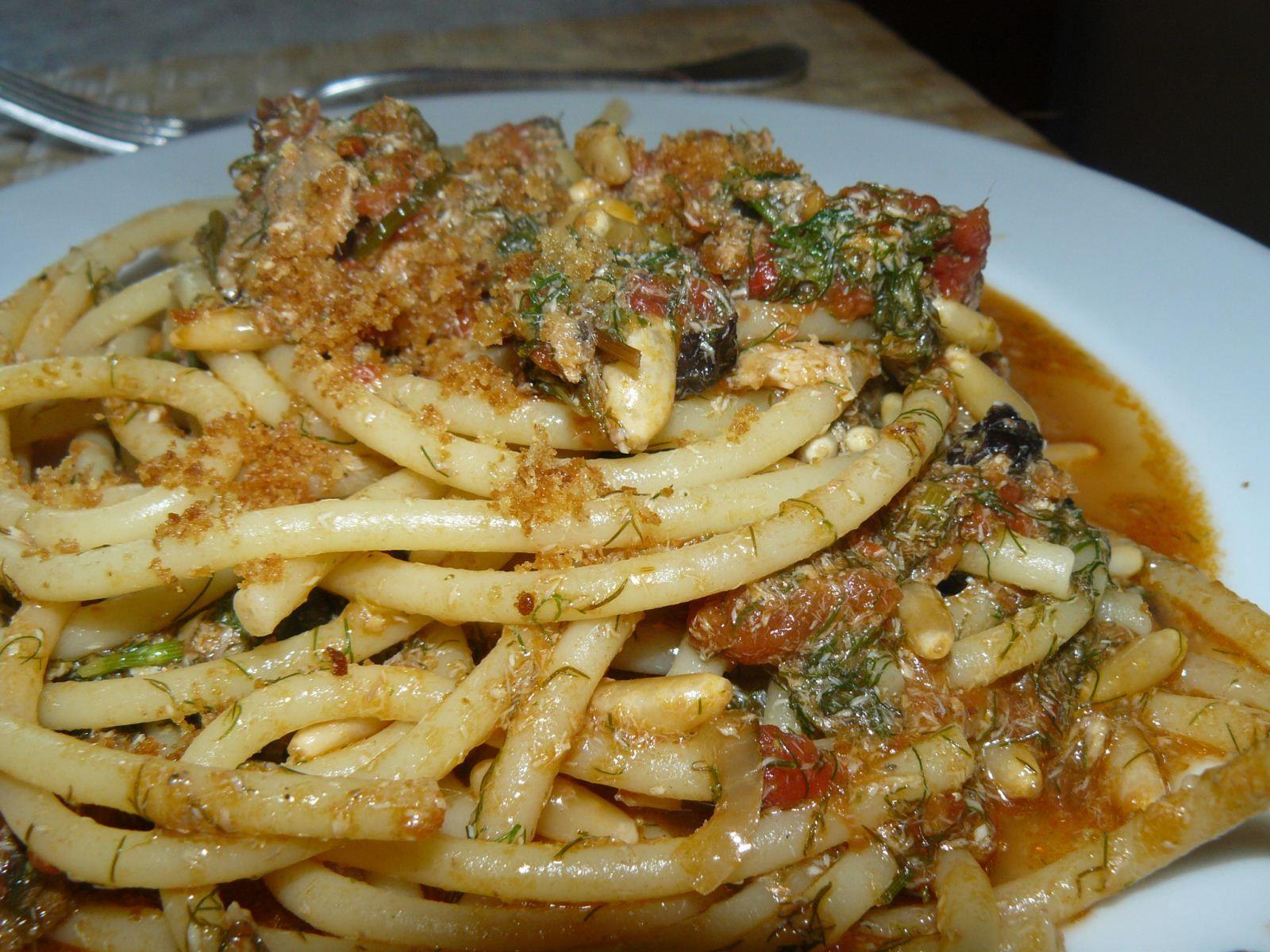 Pasta con le sarde alla milanese 1000 modi per cucinare la pasta pasta - 1000 modi per cucinare le uova ...