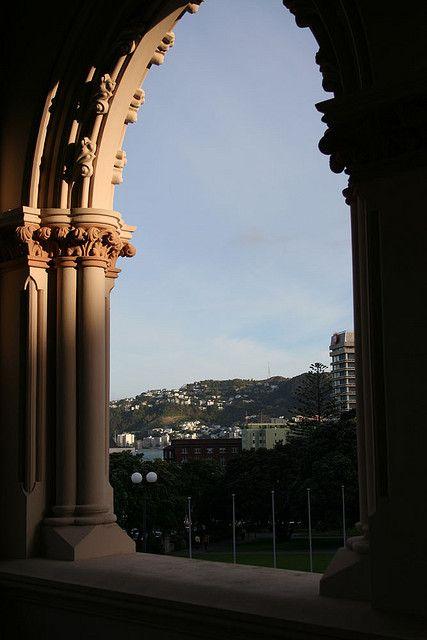Wellington, New Zealand by Foraggio Fotographic, via Flickr