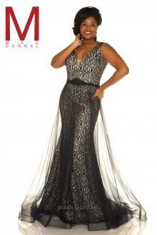 3e5f652bcff Pin by Mac Duggal Prom Dresses on Fabulouss Plus Size