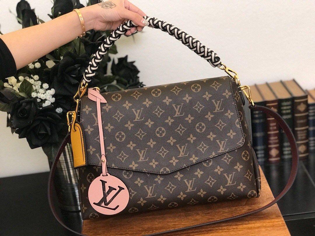 87e5b1d400 New Arrival - Louis Vuitton BEAUBOURG MM m4396 | Luxury Handbags in ...