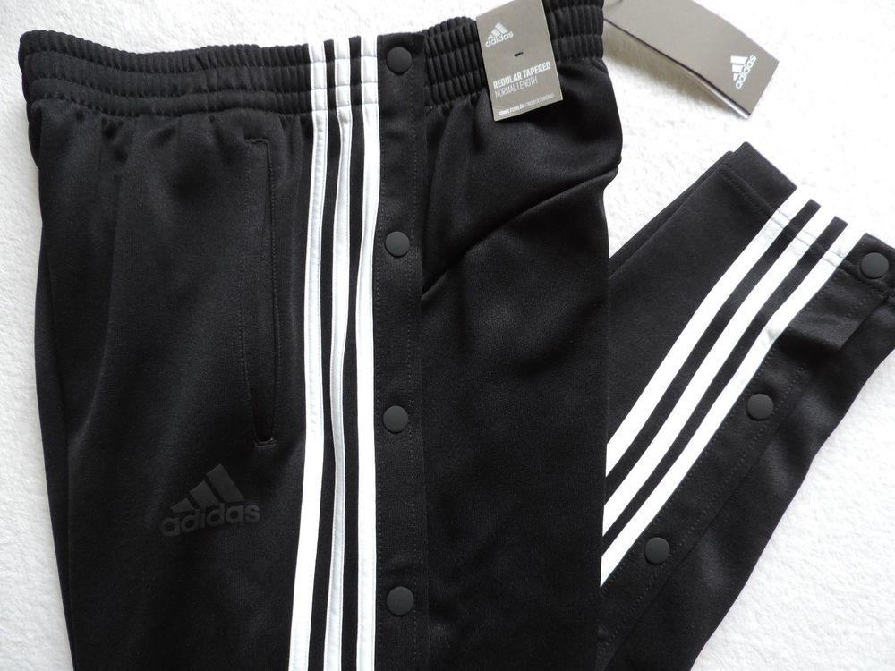 bebadacfa1 adidas Men's Athletics Squad Id Snap Track Pants, Black #adidas ...