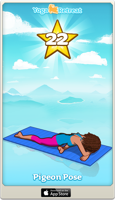 Join me in playing Yoga Retreat, I just reached level 22!
