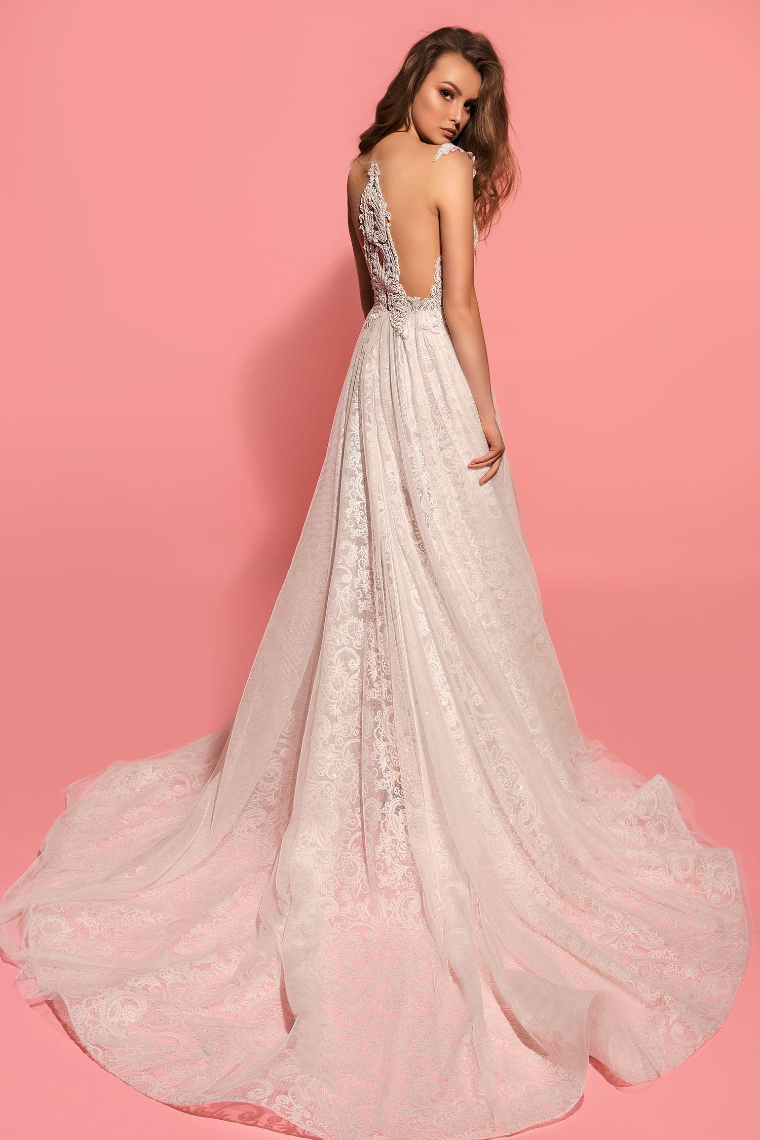 Barbara | vestidos de novia | Pinterest | Vestidos de novia, De ...