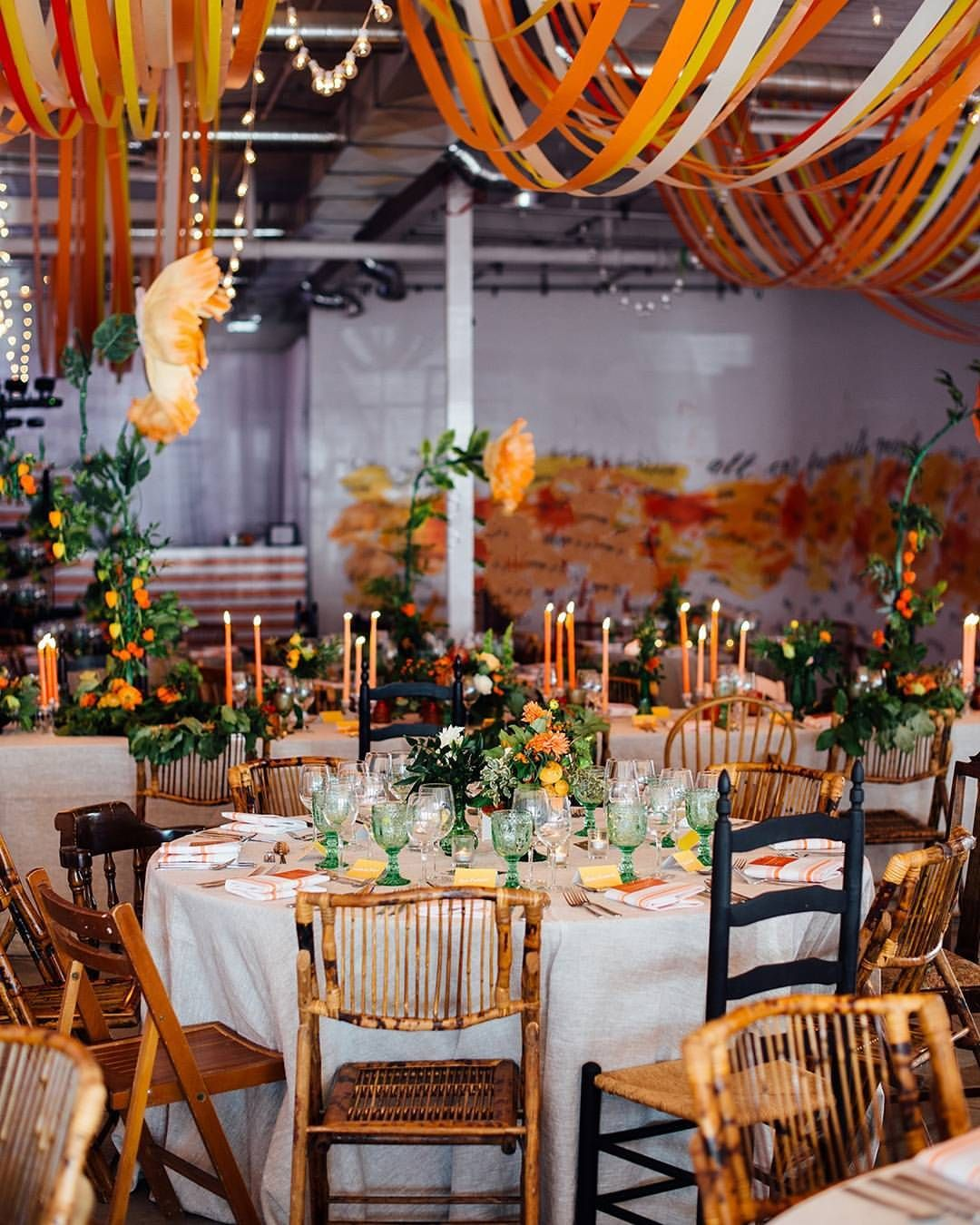 Decoration images for wedding  See this Instagram photo by greenweddingshoes u  likes