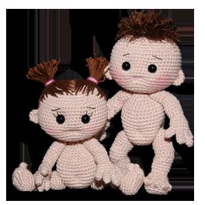 Amigurumi Pacifier Baby Doll Crochet Free Patterns | Häkeln ... | 300x300